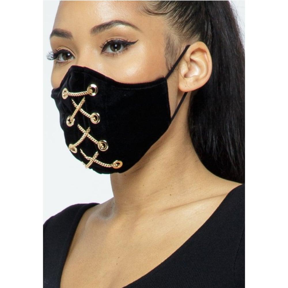 Image of Velvet Face Mask