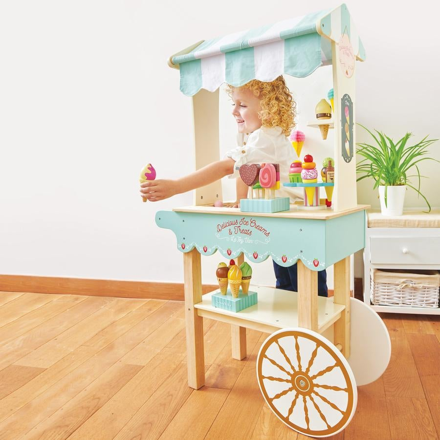 Image of Ice Cream Trolley
