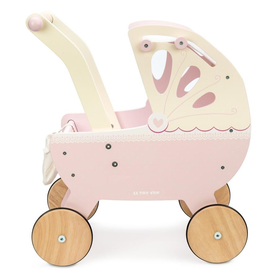 Image of Sweet Dreams Doll Pram - PINK