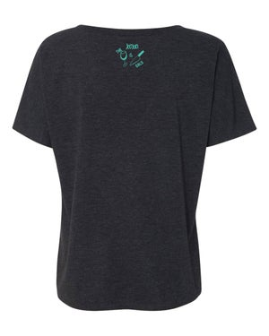 Image of Not A Witch V-neck T-shirt