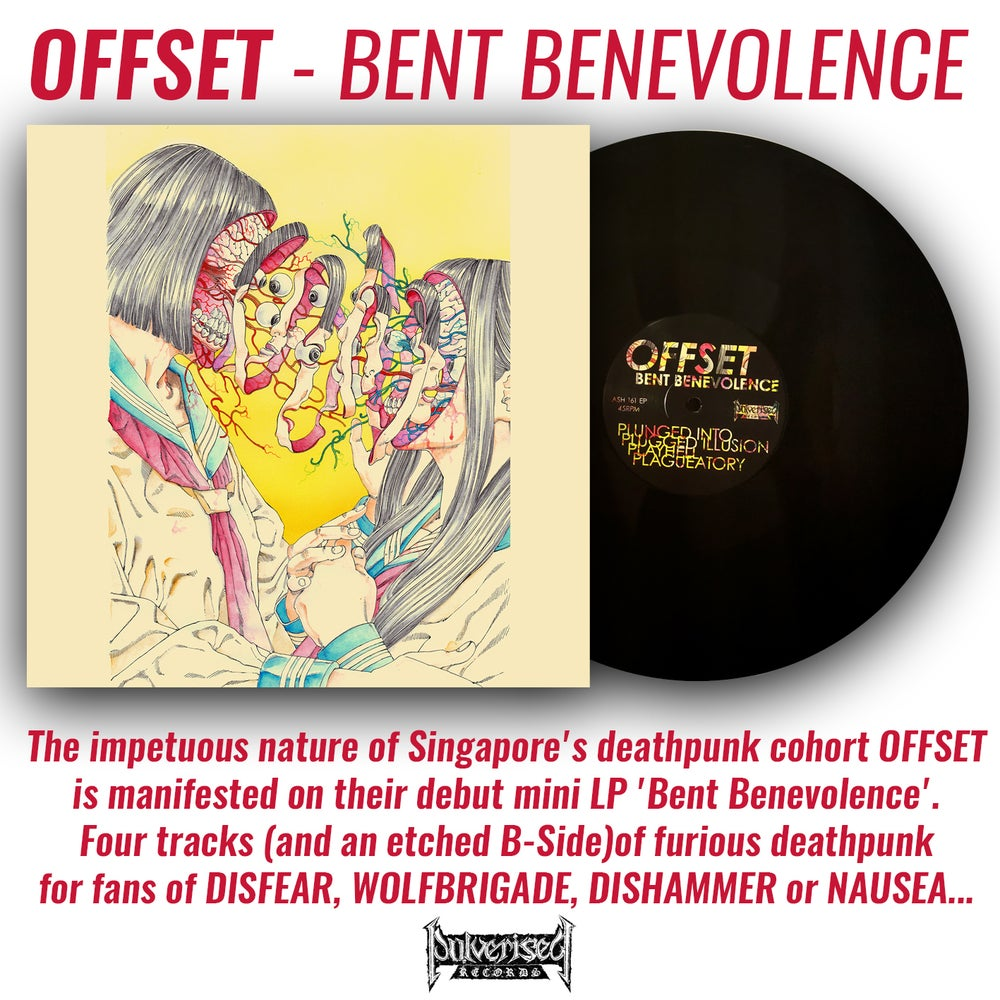 "OFFSET ""Bent Benevolence"" 12"" EP"