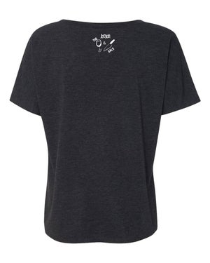 Image of Wine Coven V-neck T-shirt