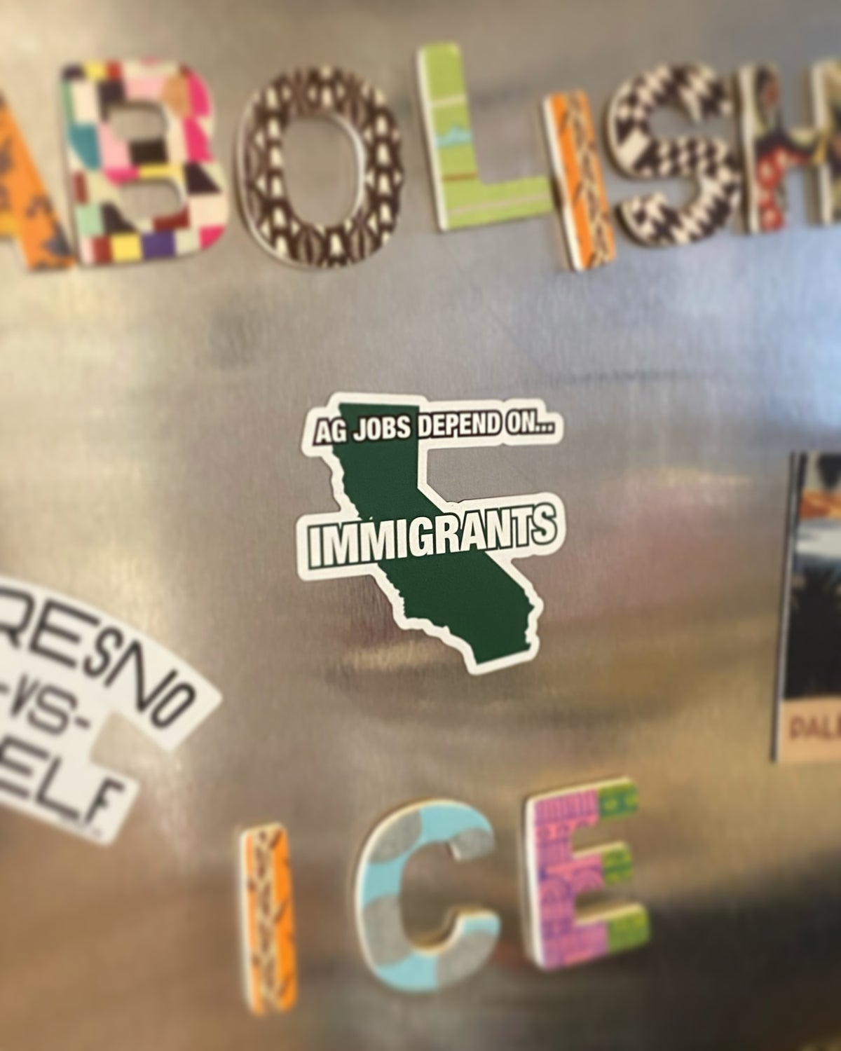 Ag Jobs Depend on Immigrants Magnet