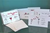 Image of Love 'Em... Leave 'Em Notes Assorted Mini Pack