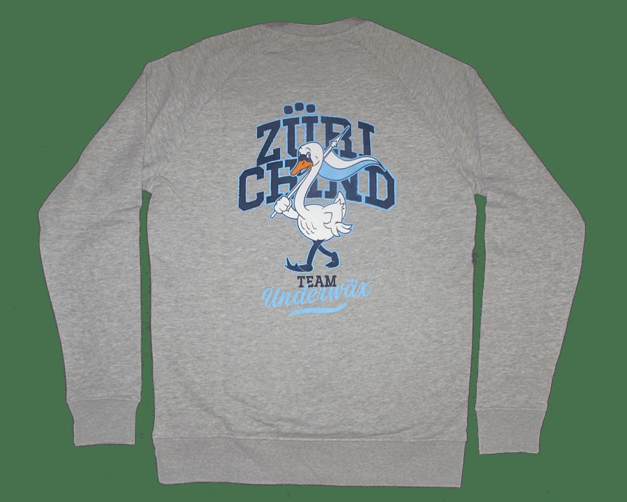 Image of ZÜRICHIND XIV - Sweater underwäx