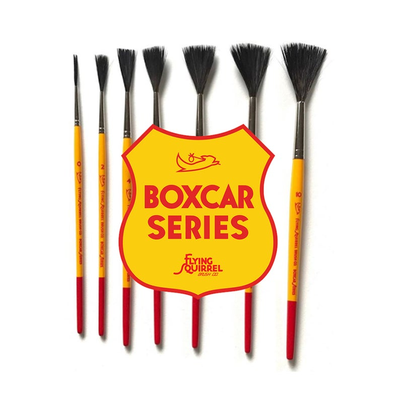 Image of Boxcar Series Brush Set