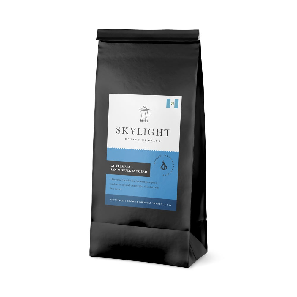Image of - GUATEMALA - SAN MIGUEL ESCOBAR [Sustainably Grown, Directly Traded]