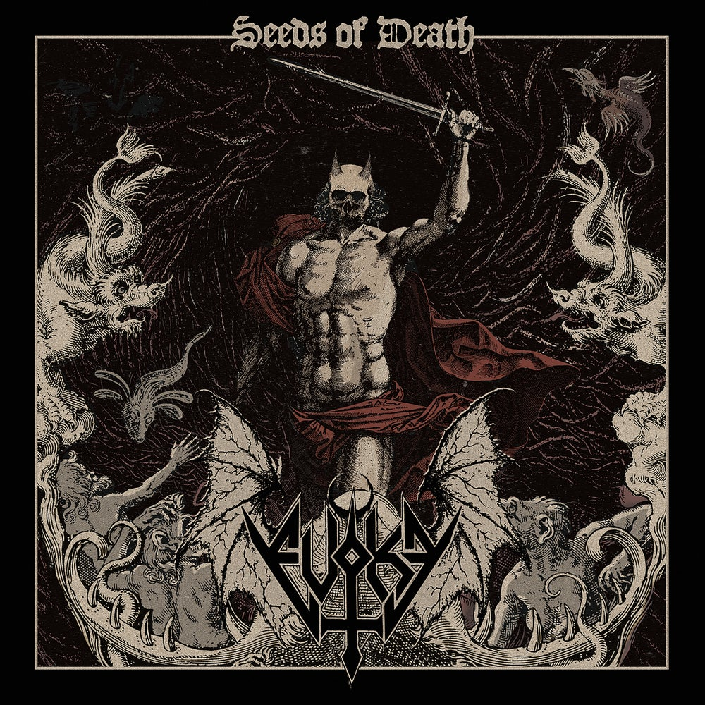 "EVOKE ""Seeds Of Death"" CD"
