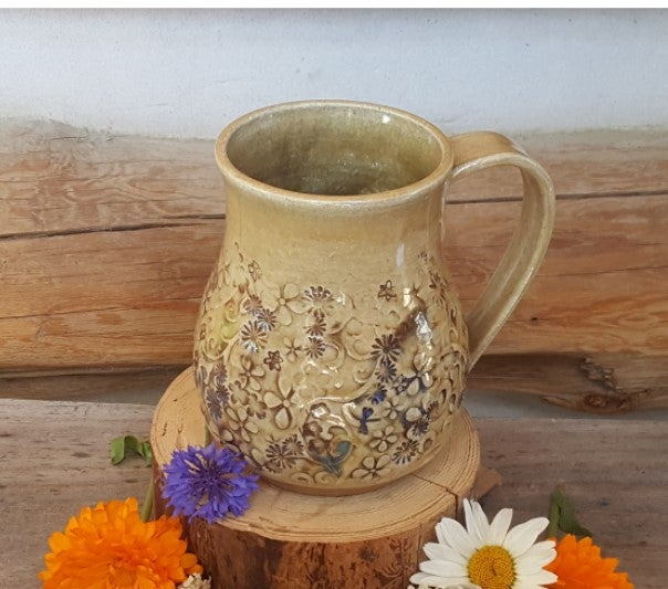 Image of Big Hug Mug: Mountain Flower Honey