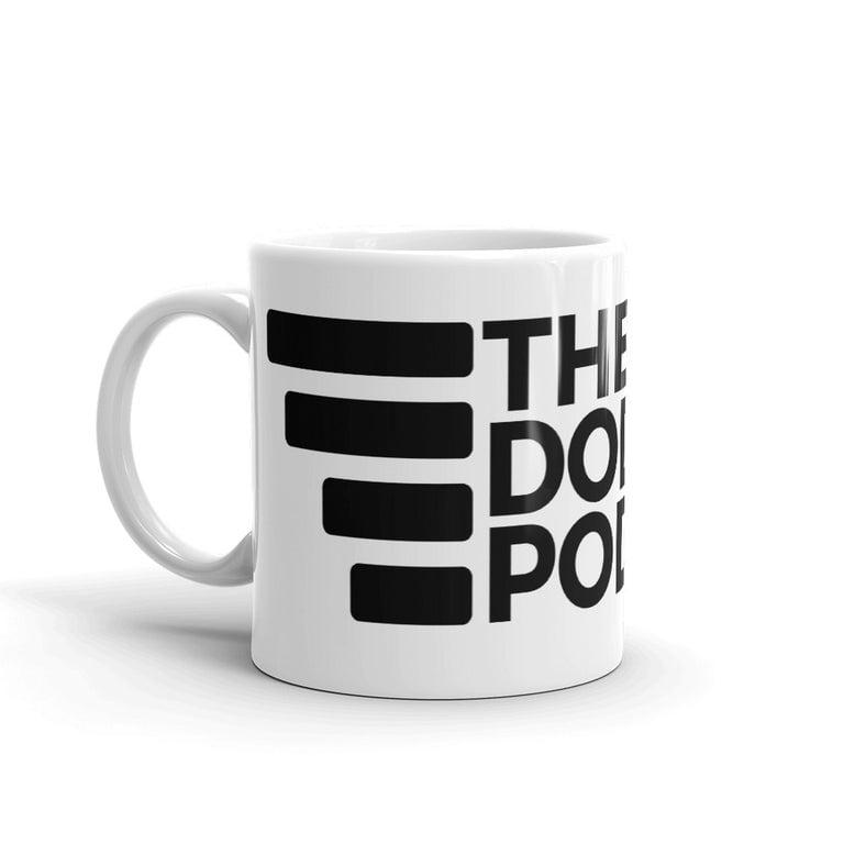 TDFP Logo Mug (Black)