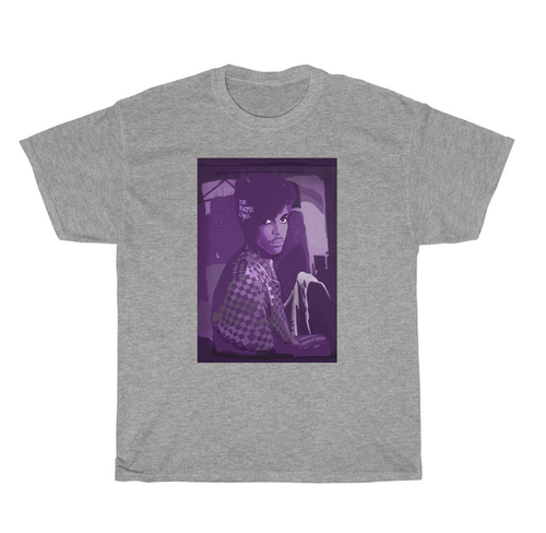 Image of THE PURPLE CULT ( FRONT AND BACK ART)