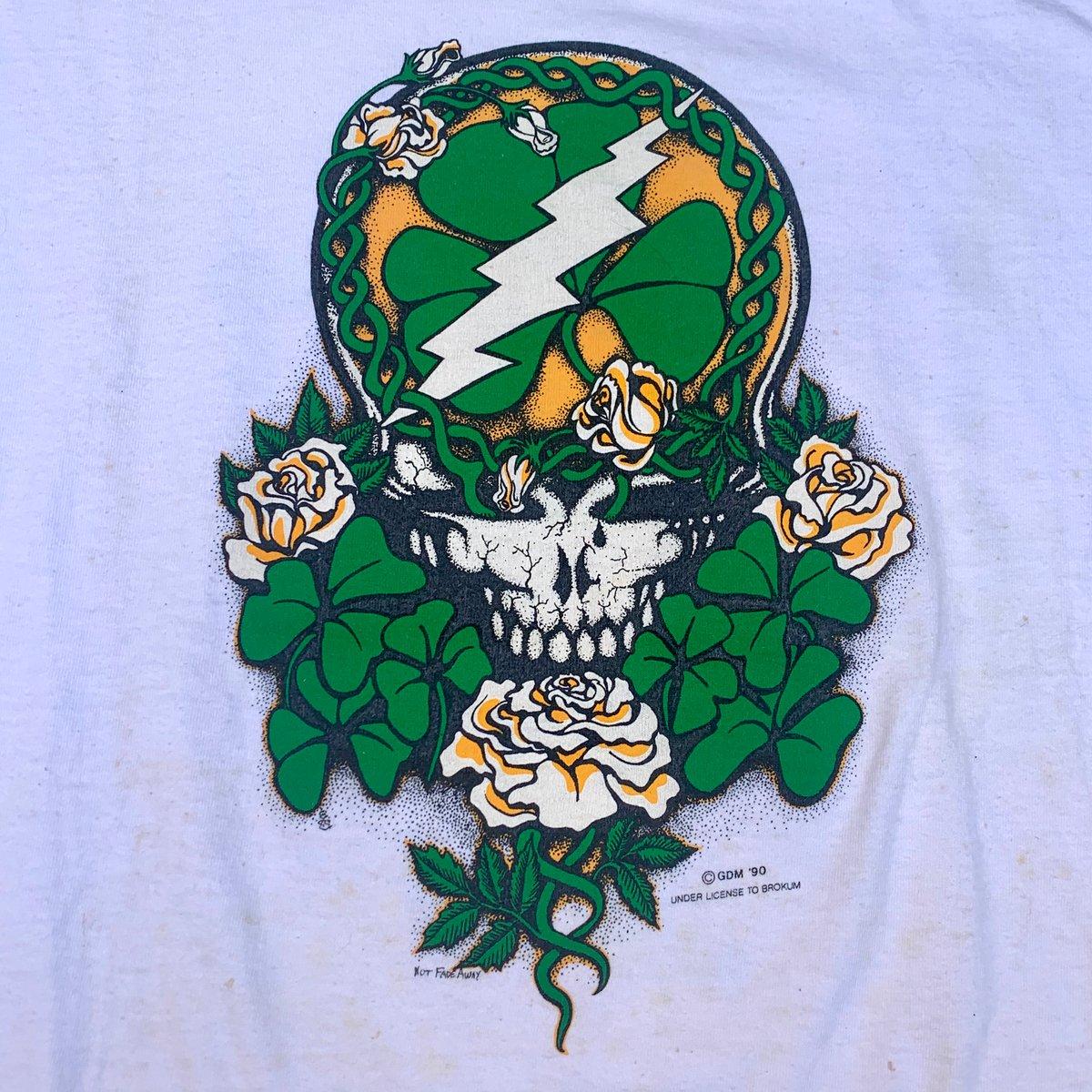 ORIGINAL VINTAGE GRATEFUL DEAD Spring Tour 1992!! XXL