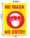 COVID-19 MASK SIGN