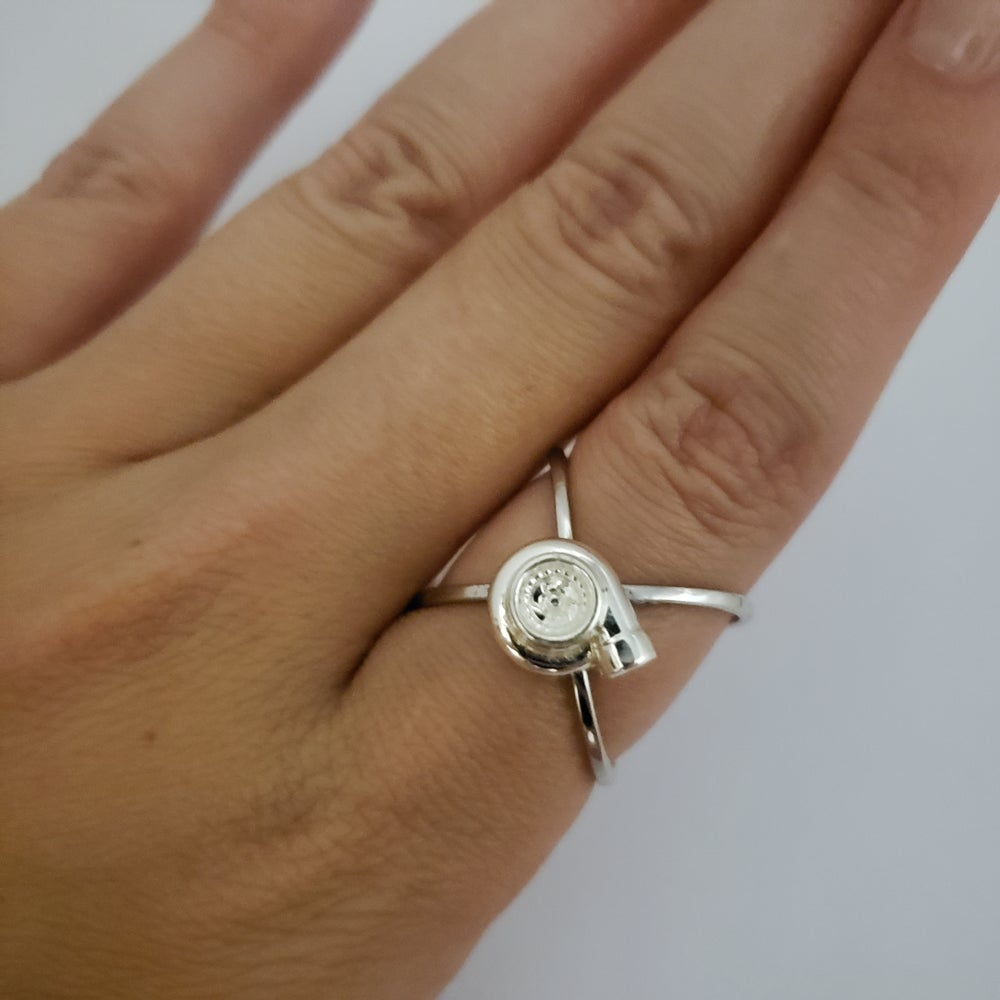 Image of Turbo Criss Cross X Ring