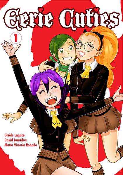 Image of Eerie Cuties Vol. 1