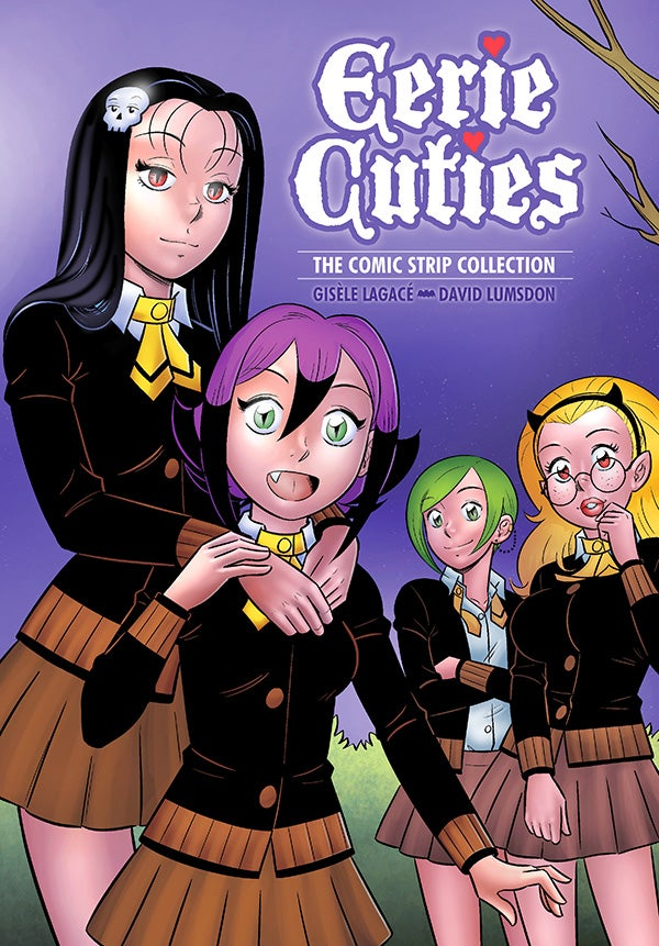 Image of Eerie Cuties -  The Comic Strip Collection (Vol. 0)