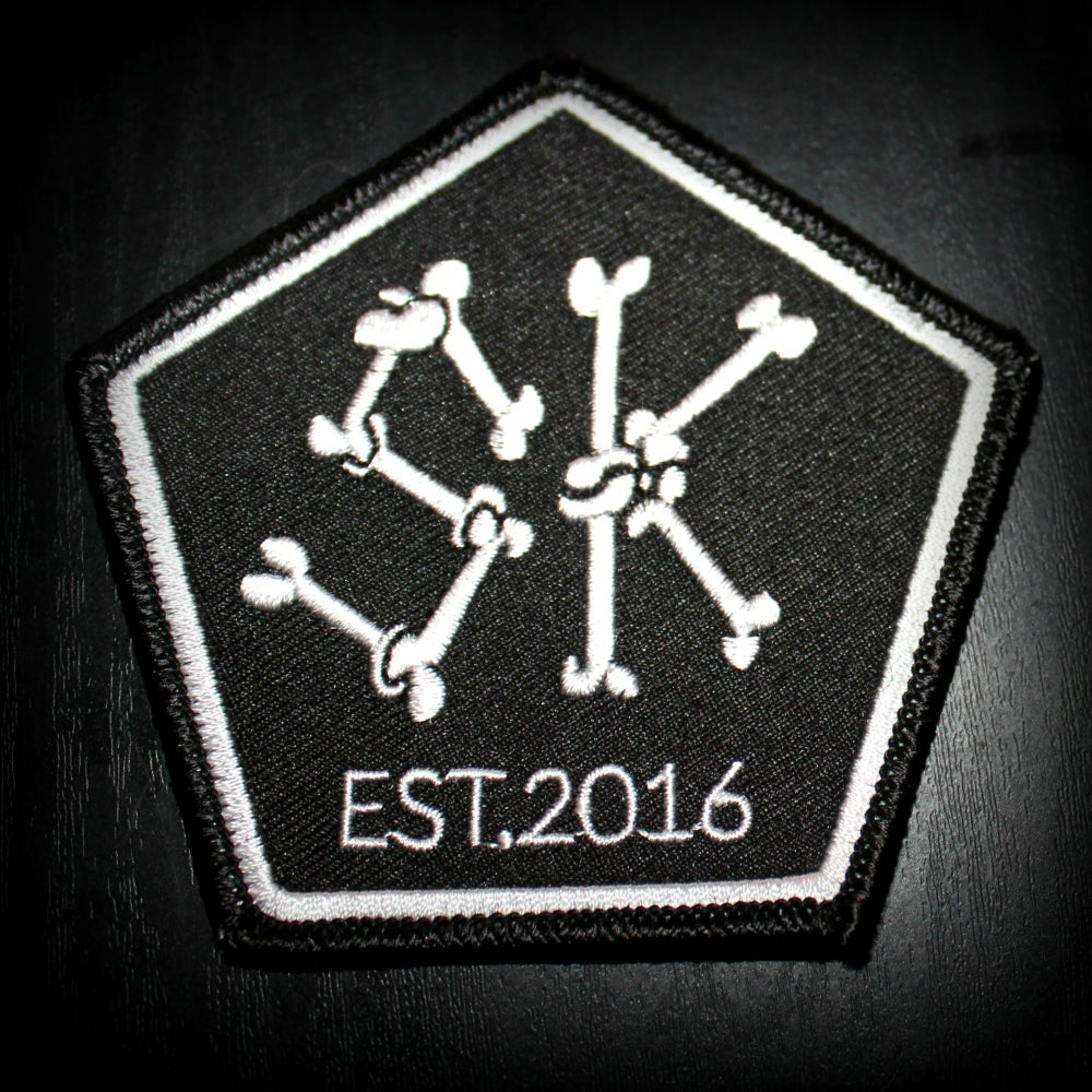 Image of SK Pentagon Patch