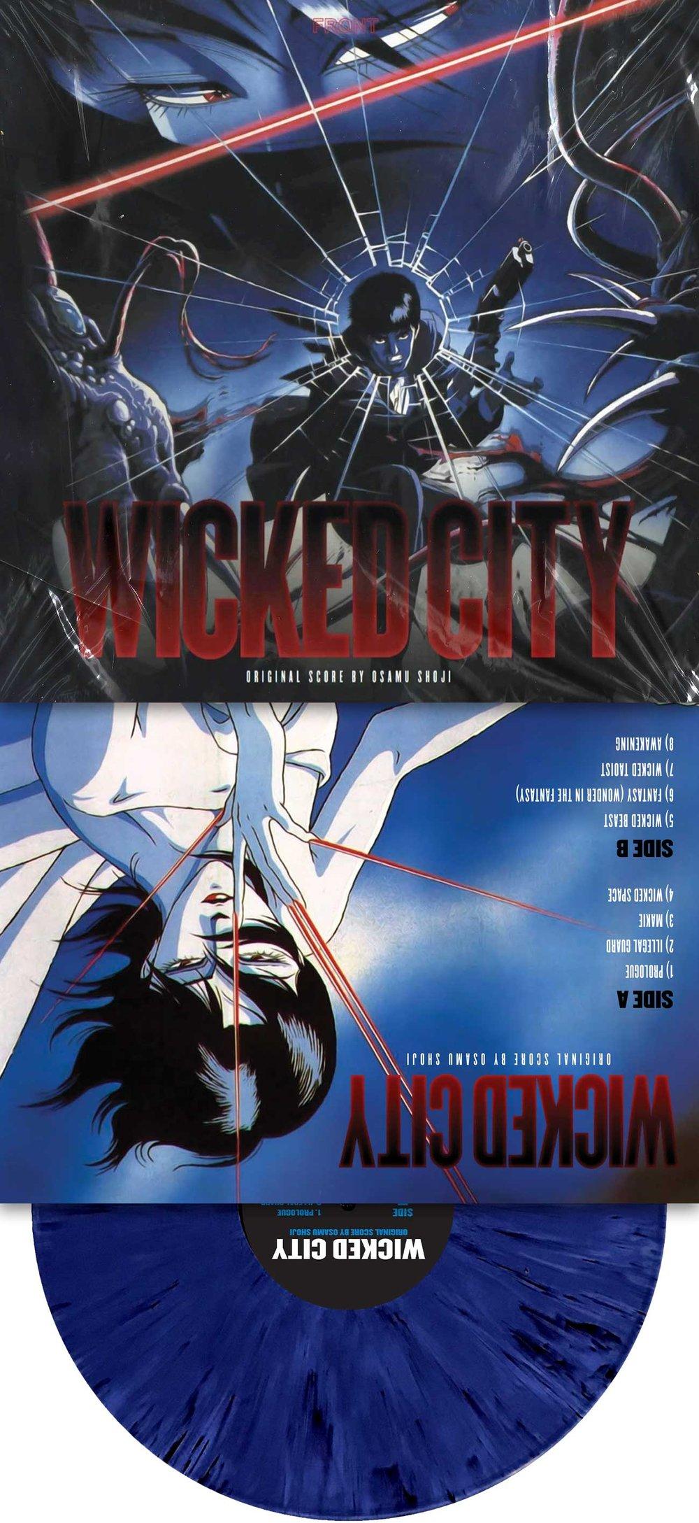 Wicked City Repress