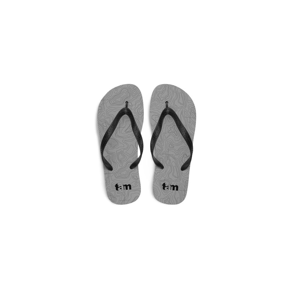 Image of Range Day Tamography™ Flip Flops