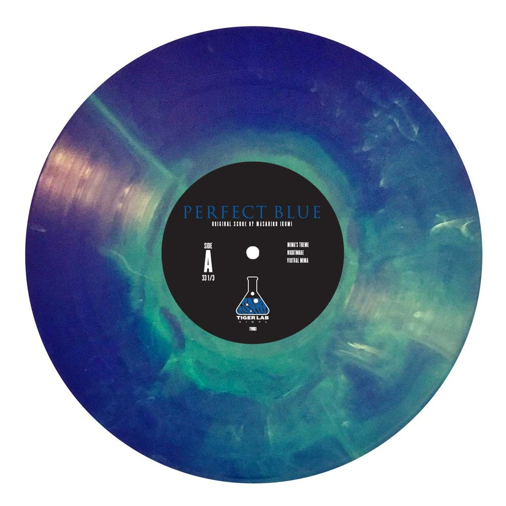 """""""Perfect Blue"""" Limited Edition LP"""