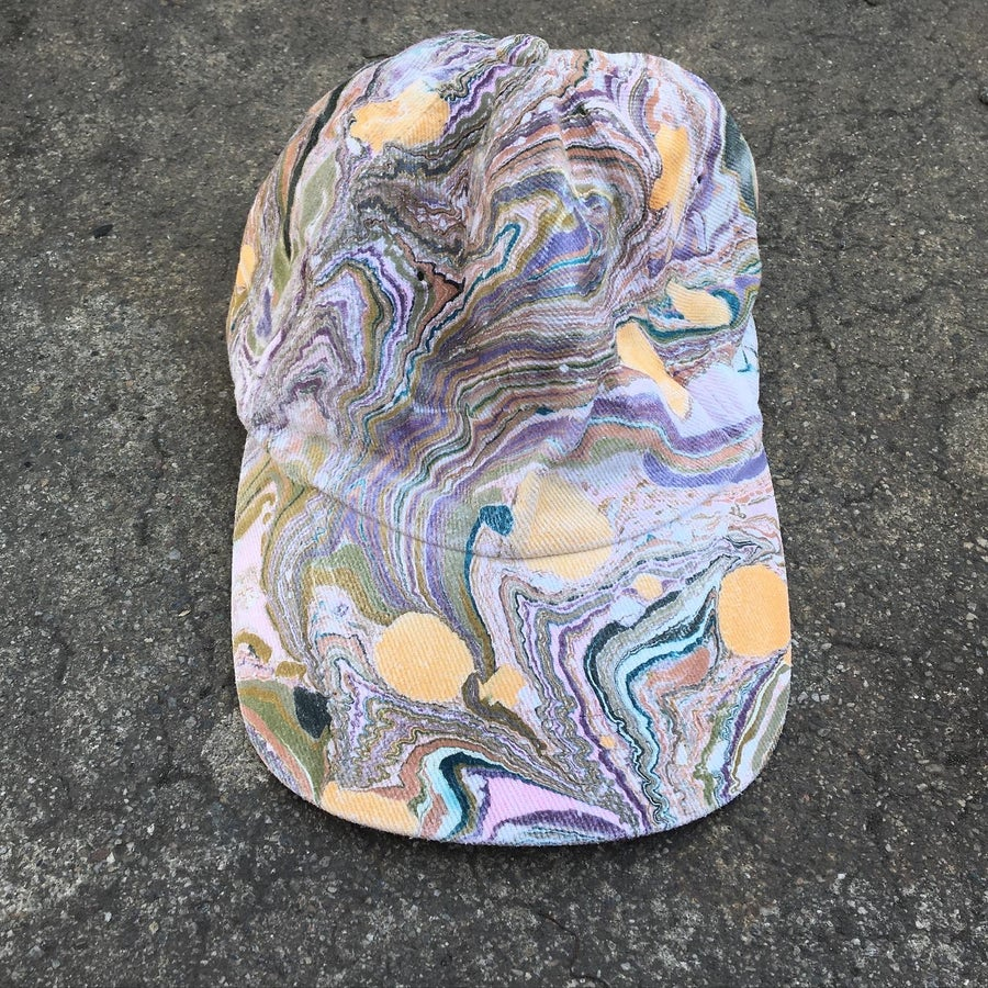Image of Marbled Dat Hat no. 2