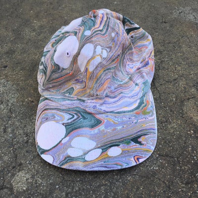 Image of Marbled Dad Hat no. 3