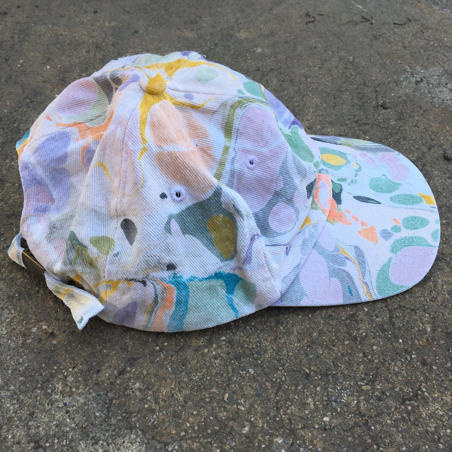 Image of Marbled Dad Hat no. 5