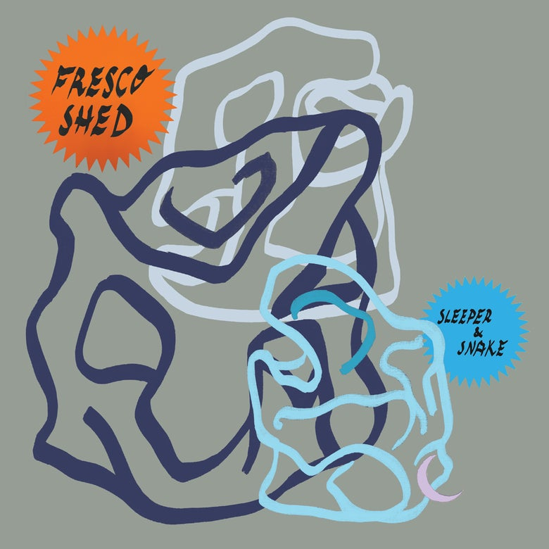 Image of SLEEPER & SNAKE - 'Fresco Shed'