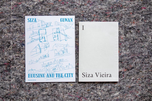 Image of Siza Bundle: Seven Early Sketchbooks & Housing and the City