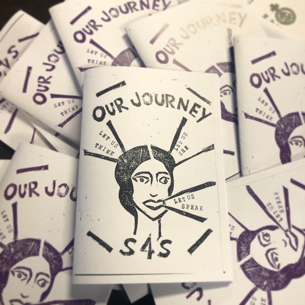 Image of Our Journey - A Safety 4 Sisters zine