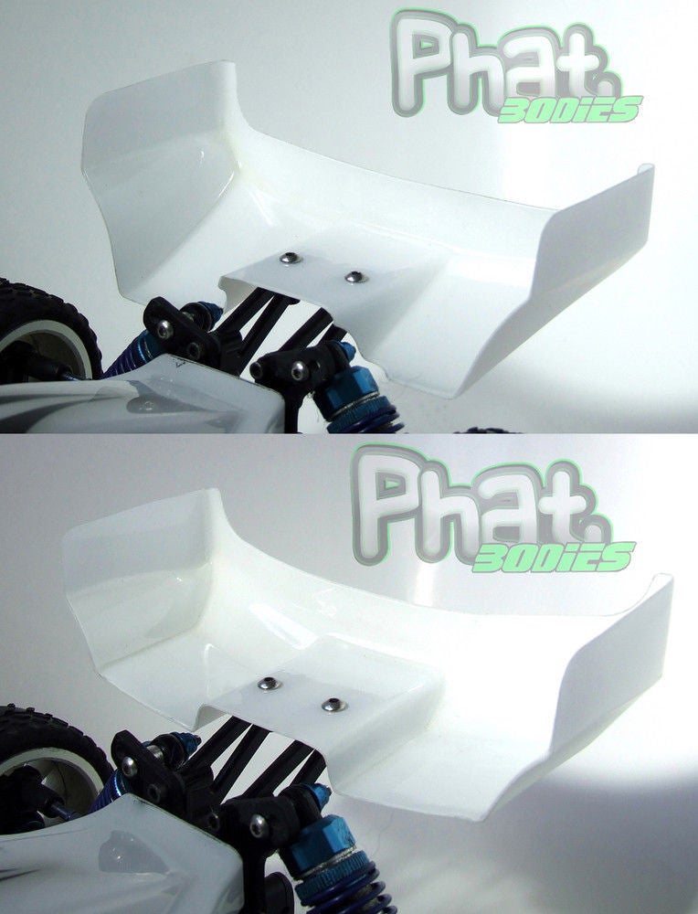 Image of PHAT BODIES 'BAT WINGS' set for Losi Mini 8ight Associated Reflex 14B LC Racing EMB1