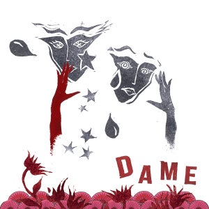 Image of DAME - S/T 12""