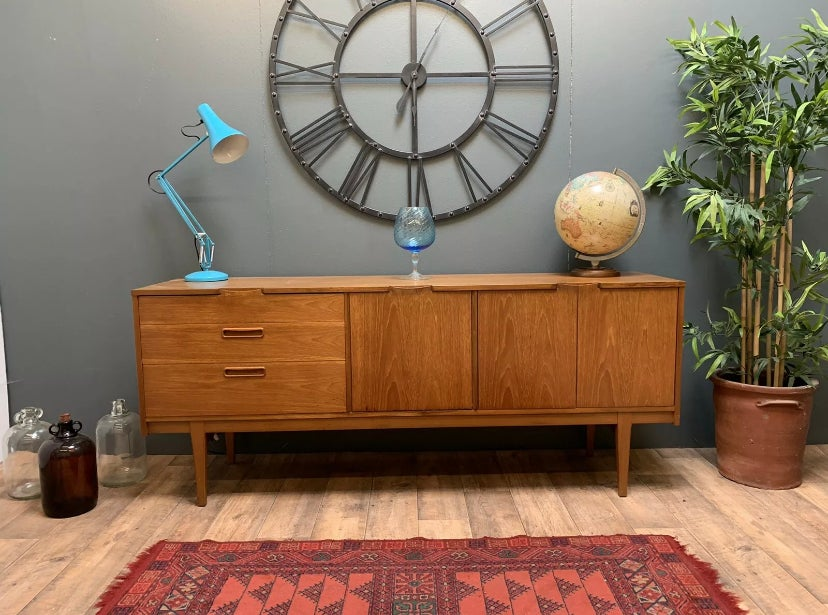 Image of Mid century Nathan sideboard