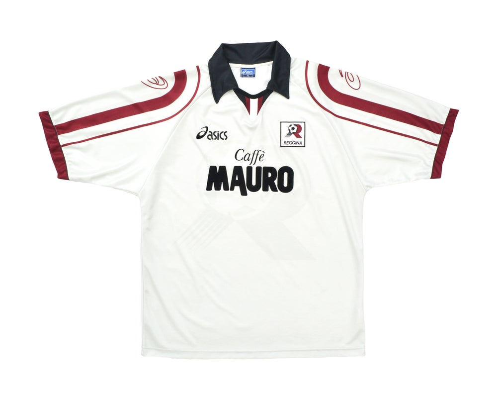 Image of 1999-00 Asics Reggina Away Shirt XL