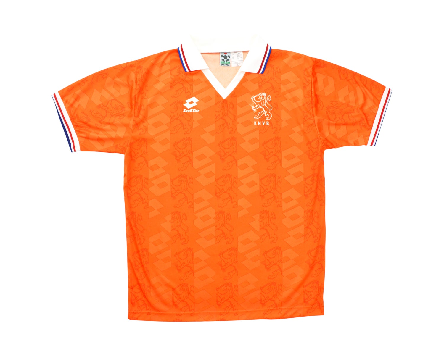 Image of 1994 Lotto Holland Home Shirt XL