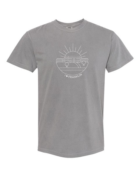 Image of Franklin Building Shirt