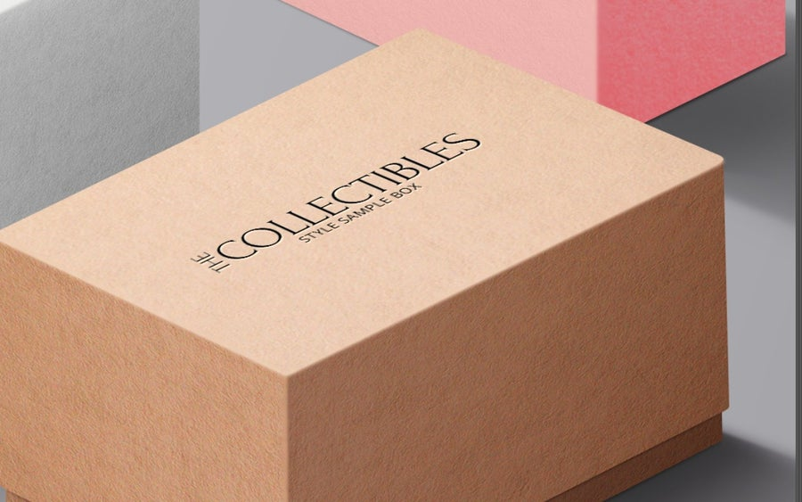 Image of Style Sample Box