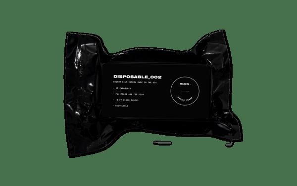 Image of Manual Camera - Black