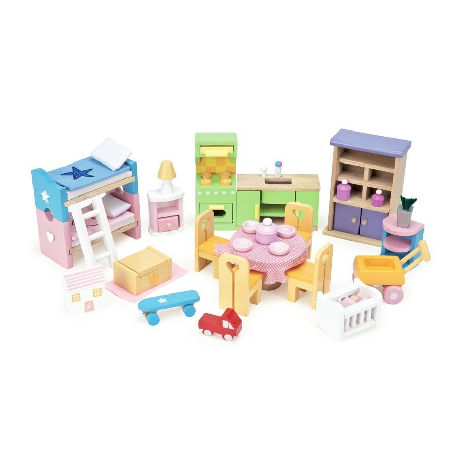 Image of Doll House Starter Furniture set