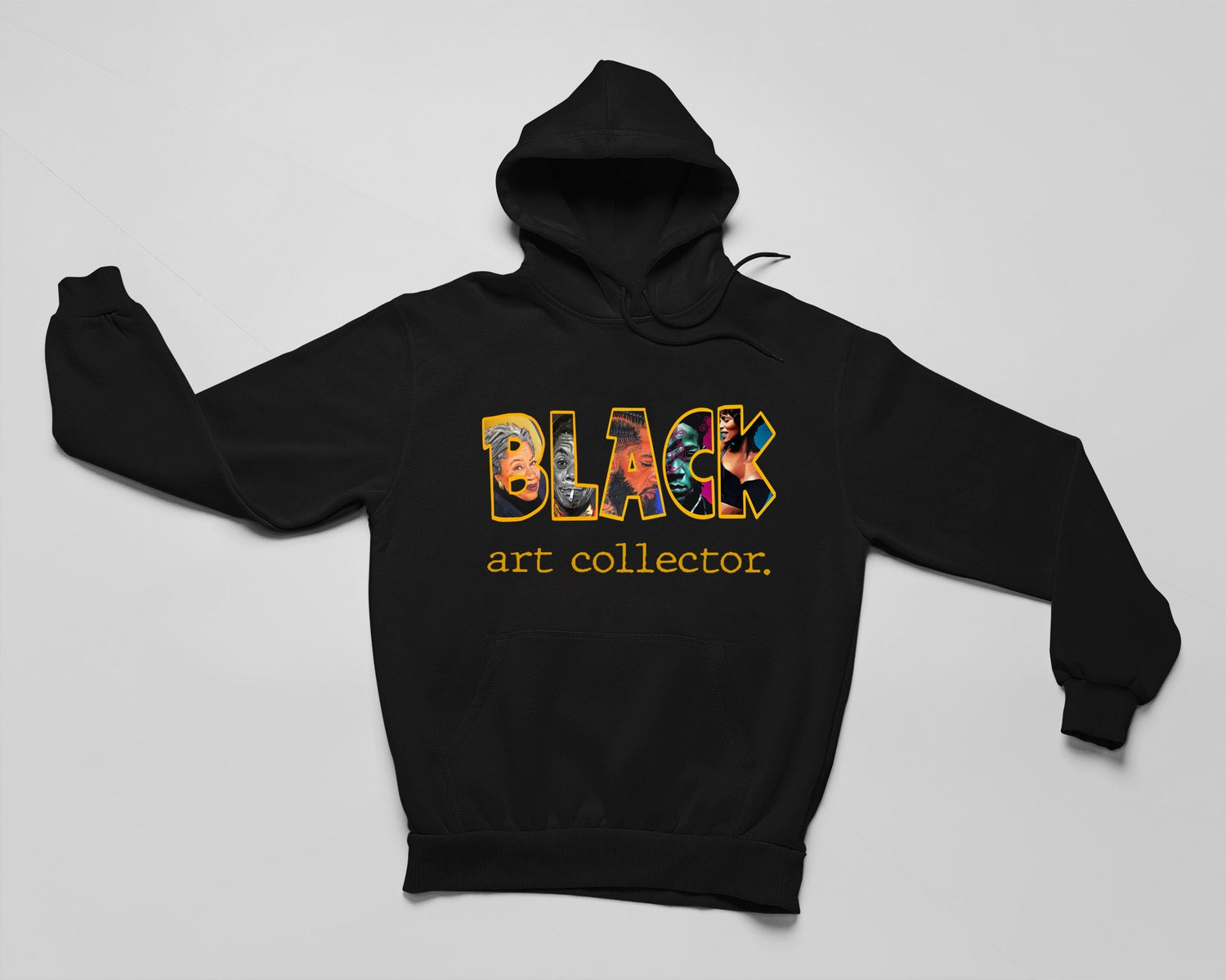 "Image of ""Black Art Collector"" T-Shirts & Hoodies"