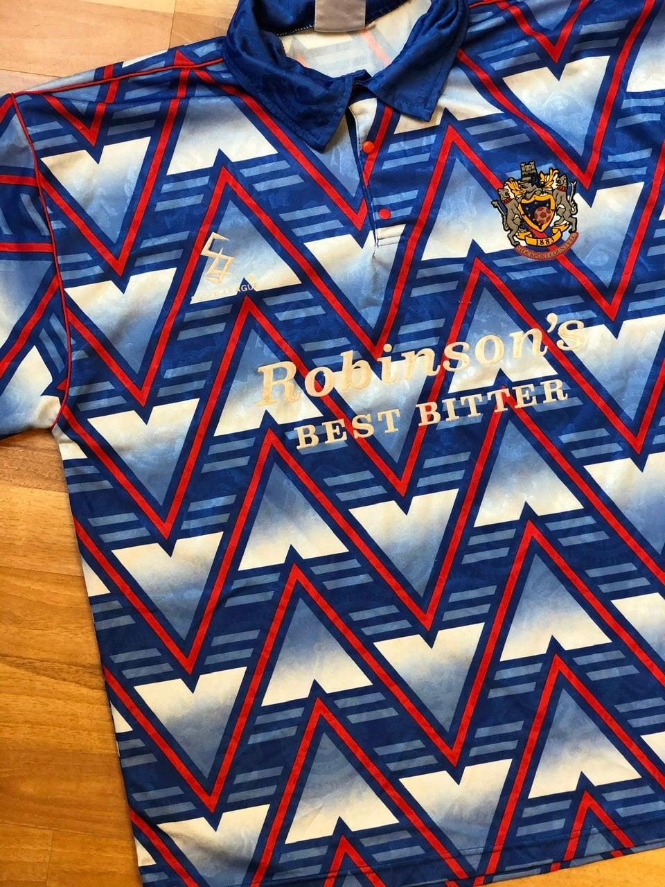 Image of Replica 1993/94 Super League Home Shirt