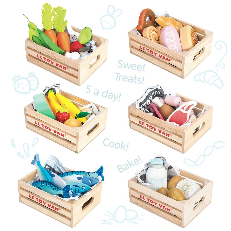 Image of Market Crate Set
