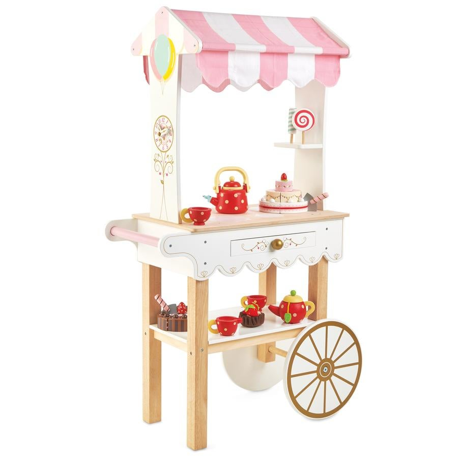 Image of Tea & Treats Trolly