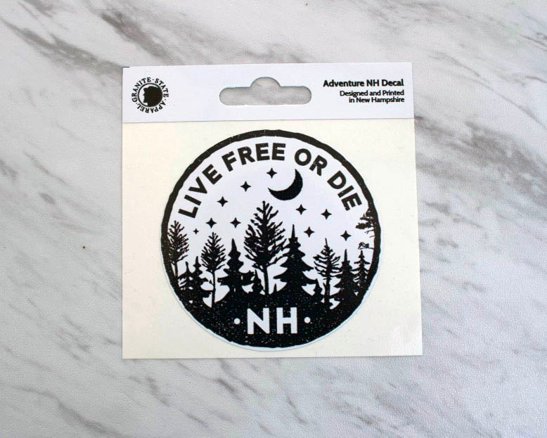 Image of Adventure NH Sticker Decal