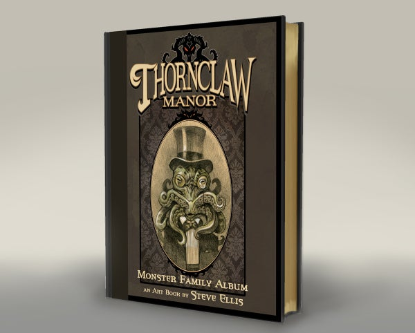 Image of The Thornclaw Manor Book