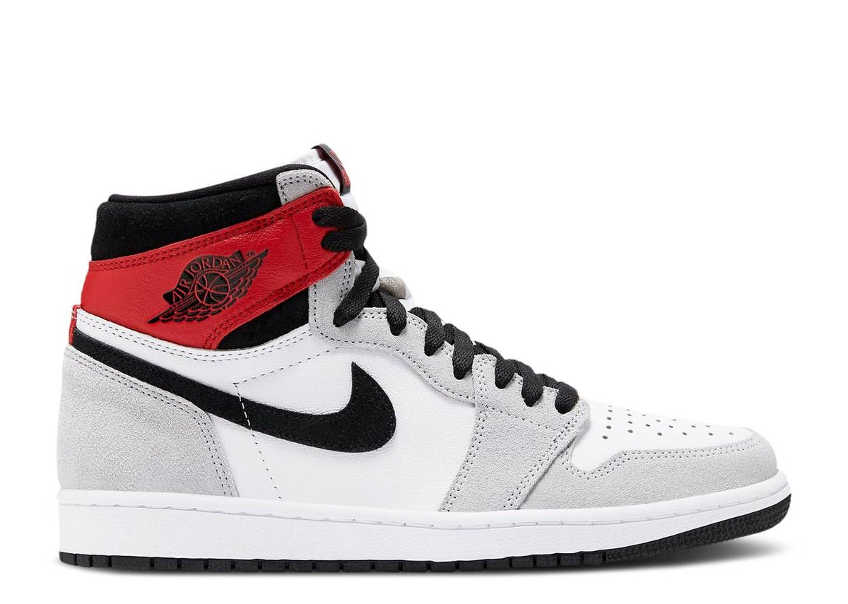 Image of AIR JORDAN 1 RETRO HIGH OG 'SMOKE GREY'