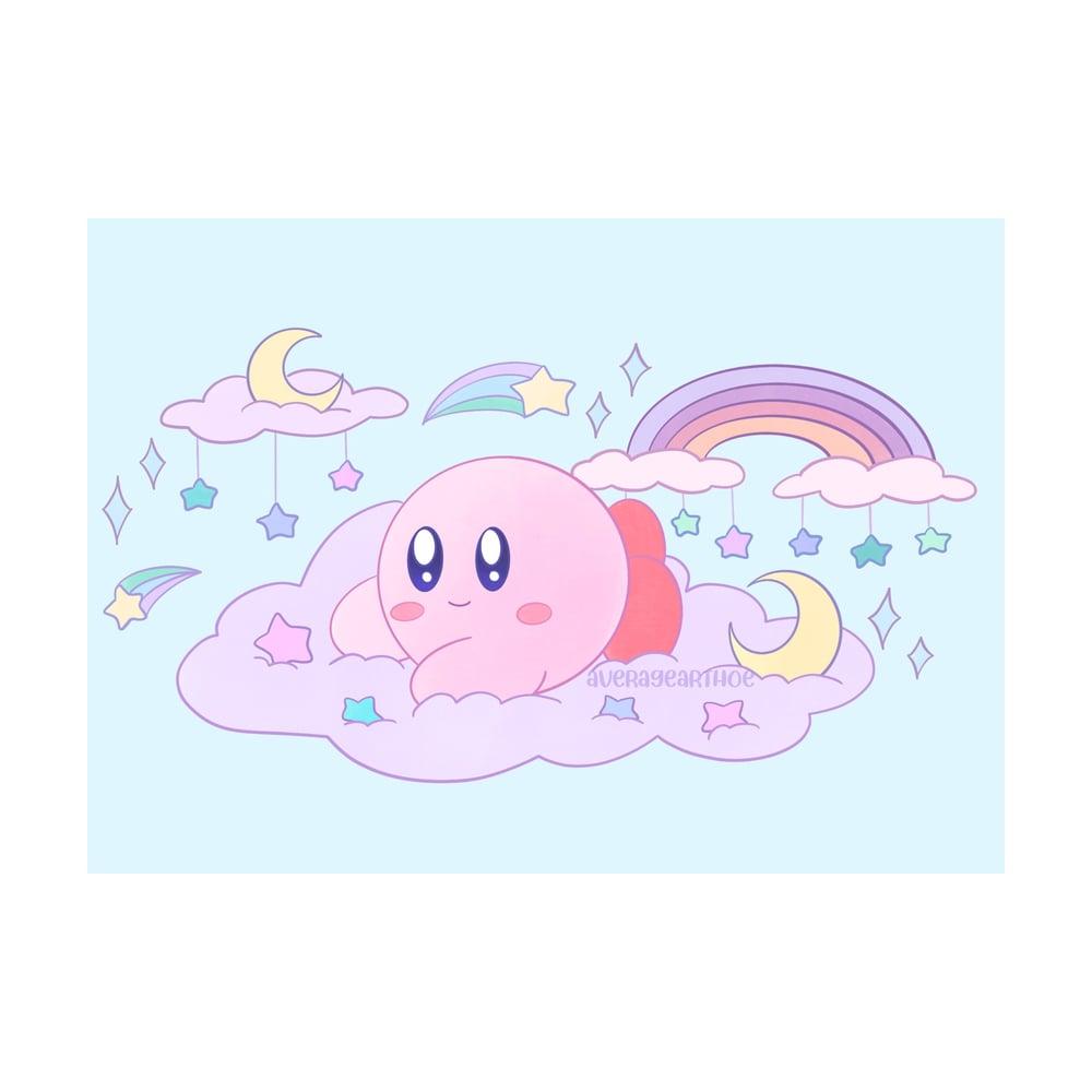 Image of Kirby Art Print
