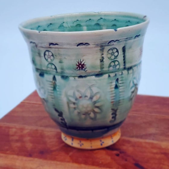 Image of Porcelain Tea Ware Tumbler