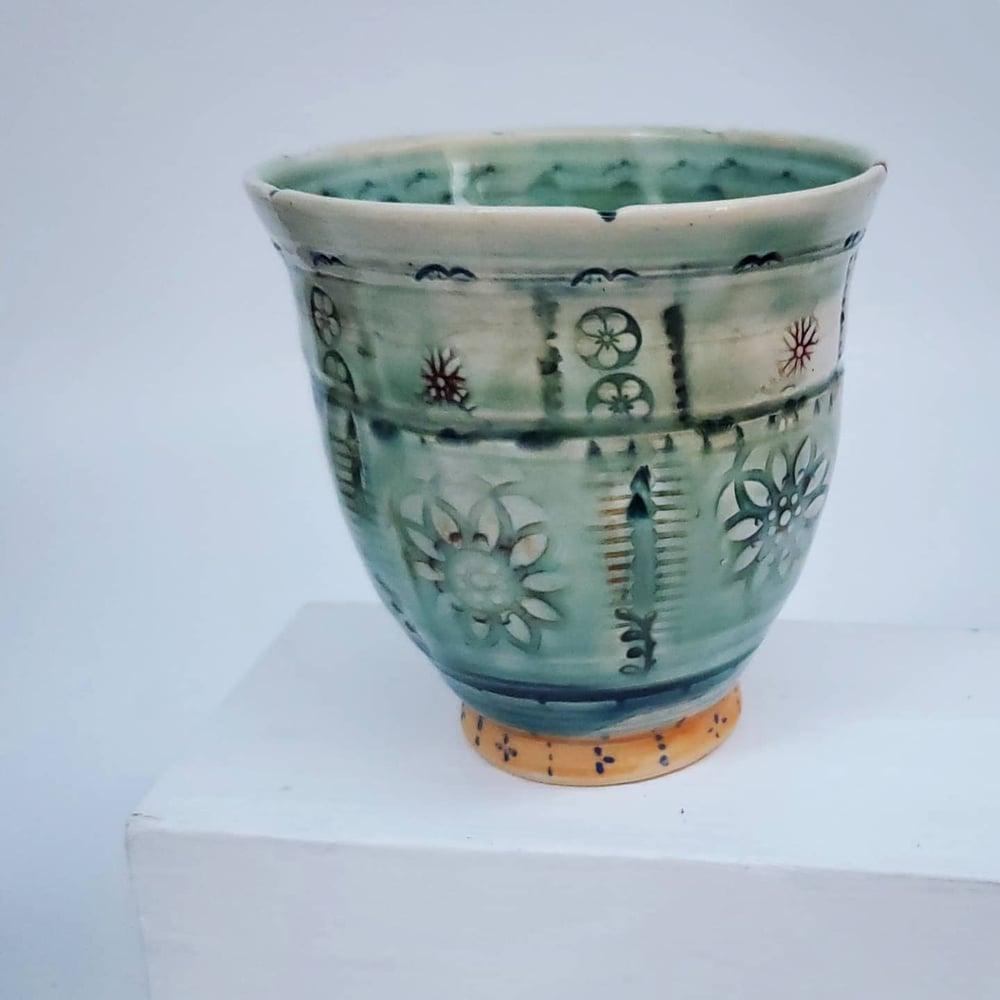 Image of Porcelain Tea Ware Tumbler