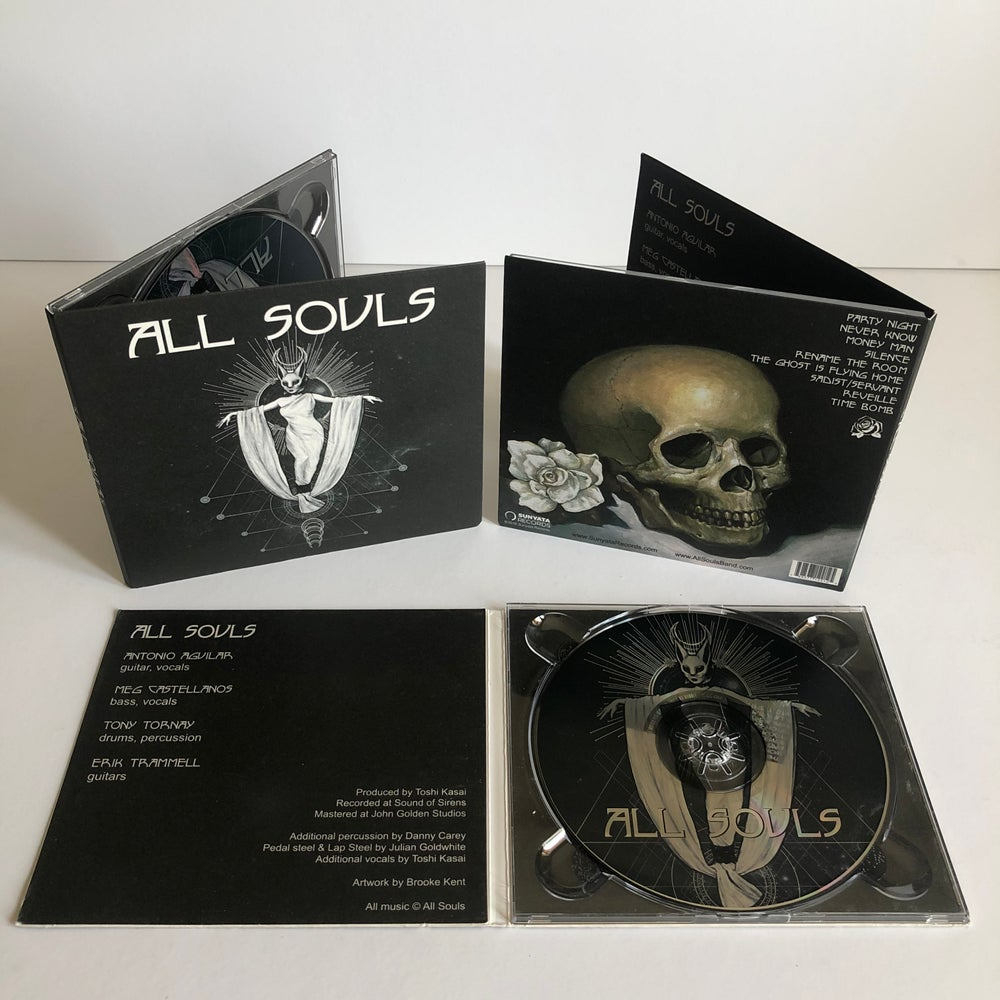Image of All Souls S/T CD